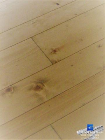 Fichtenparkett, Alpendiele, Schweizer Holz